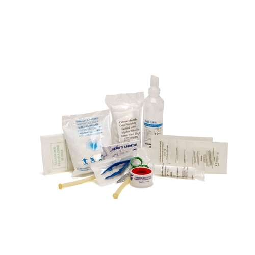 Kit reintegro per cassette pronto soccorso DM/88/DL81 cat.C
