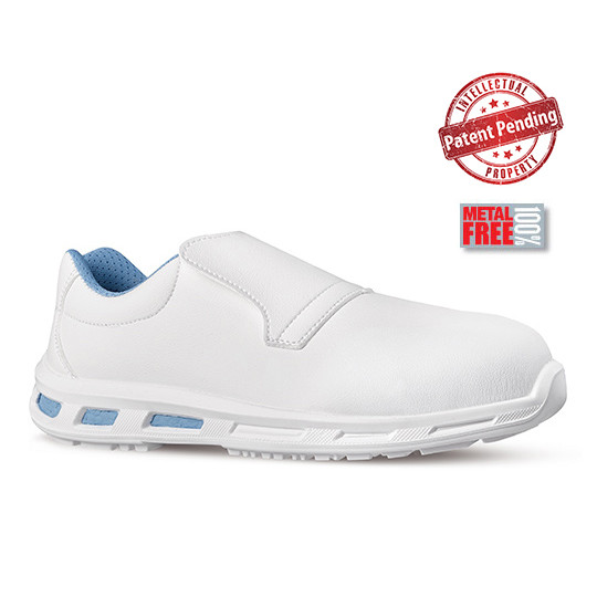 Scarpa Antinfortunistica U-Power BLANCO S2 SRC Red Lion *ALIMENTARE*