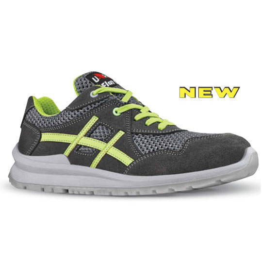 Scarpa Antinfortunistica U-Power Nico S1P Src *New*