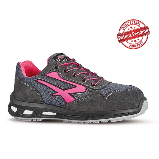 Scarpa Antinfortunistica U-Power VEROK S1P SRC Red Lion Donna