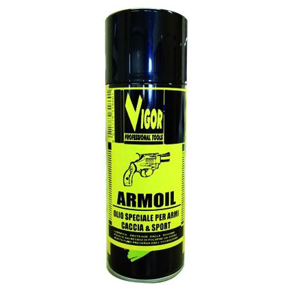 Lubrificante per armi Armoil Vigor spray 400ml