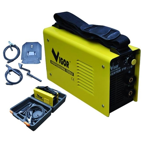 Saldatrice Inverter Vigor 110 Kit