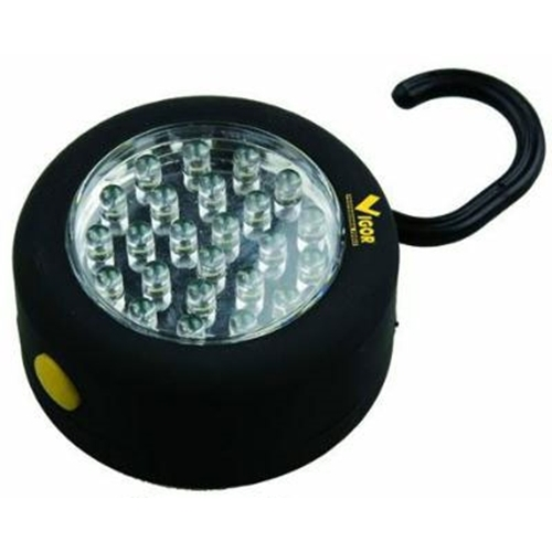 Torcia a batterie LED Magnetica Vigor 24 Led Circle
