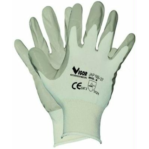 Guanto in nylon/nitrile Jap NB-37
