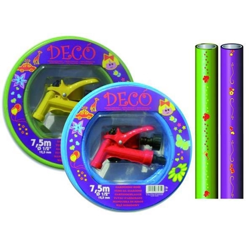 Kit irrigazione tubo colorato DECO'S KIDS Club 7,5 mtl
