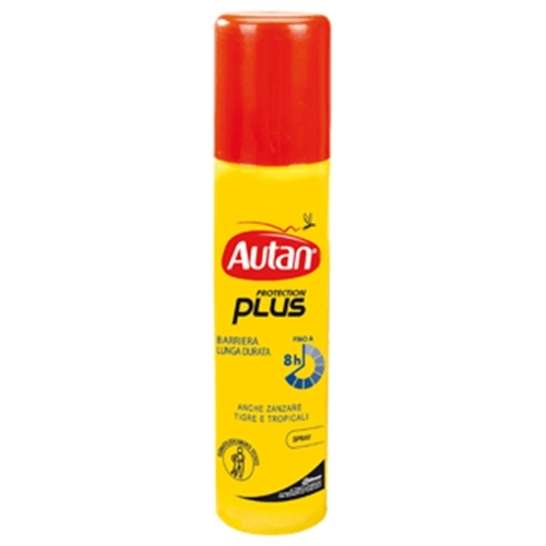 Autan Protection Plus Spray repellente ml.100