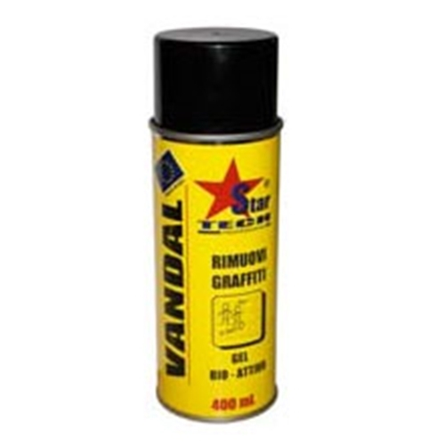 Spray rimuovi graffiti ml.400 *Vandal*