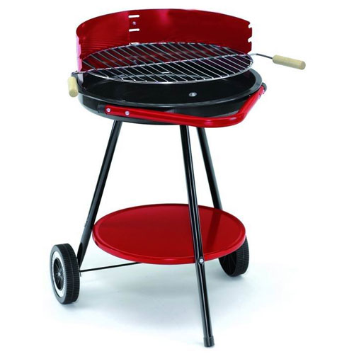 Barbecue a carbone di legna Blinky Roundy 48