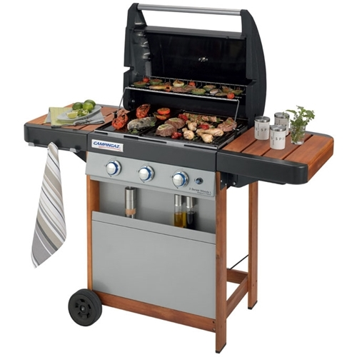 Barbecue a gas 3 Series Woody L Campingaz