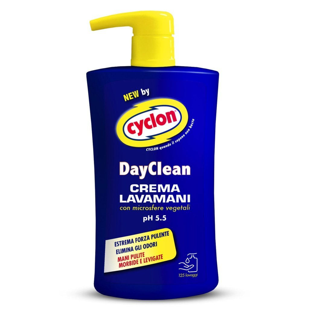Crema lavamani CYCLON DayClean 500 ml.