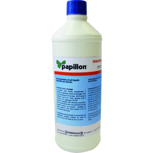 PH corrector for pools - PH + Kg.1